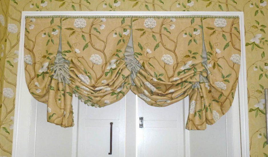 Handmade London blinds in Fife