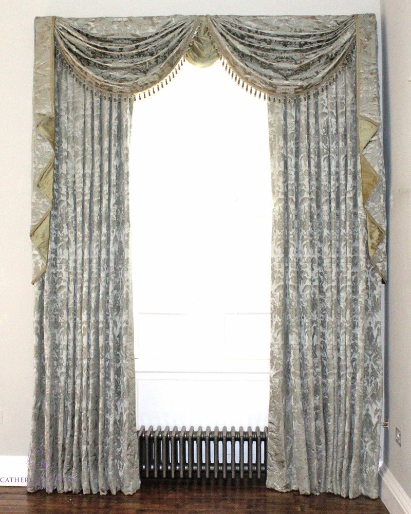 Extra tall windows: Curtains & Blinds for odd windows