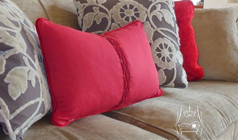 Cushions & Interior Accessories: A refreshed sitting room in Edinburgh
